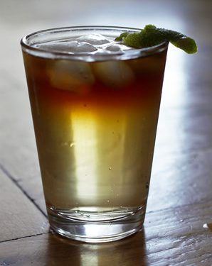 Tonic cold brew.